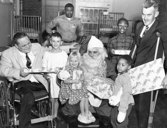 Christmas--1950s A