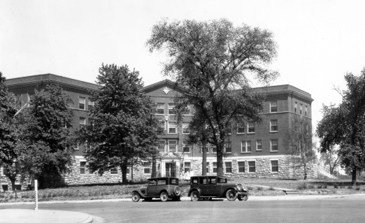 1927 ca_NurseTraining Addn